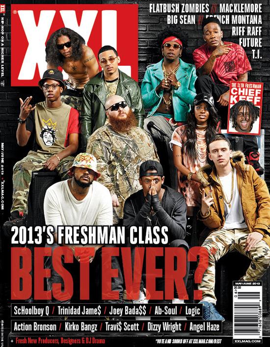 XXL Freshman Class 2013